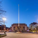 Sheffield City Hall royalty-vrije stock foto's