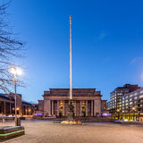 Sheffield city hall Royalty Free Stock Photos