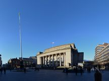 Sheffield City Hall, Sheffield, R-U Images libres de droits