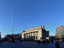 Sheffield City Hall, Sheffield, Reino Unido Imagens de Stock Royalty Free