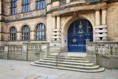 Sheffield England Royaltyfri Bild
