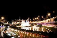 Sheffield Fountains Imagenes de archivo