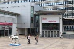 Sheffield Hallam University Stock Image