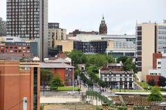 Sheffield het UK stock foto