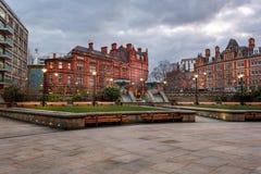 Sheffield, Inghilterra fotografie stock