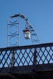 SHEFFIELD PARK, EAST SUSSEX/UK - NOVEMBER 22 : Gas Lamp at Sheff Royalty Free Stock Photo
