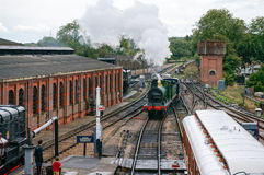 Free SHEFFIELD PARK, EAST SUSSEX/UK - SEPTEMBER 8 : C Class Steam Eng Royalty Free Stock Photos - 73013388