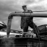 SHEFFIELD PARK, EAST SUSSEX/UK - SEPTEMBER 8 : C Class Steam Eng Royalty Free Stock Photos