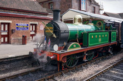 SHEFFIELD PARK, EAST SUSSEX/UK - SEPTEMBER 8 : Golden Arrow Stea Royalty Free Stock Photo