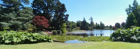 Sheffield Park, England Stockfoto