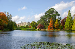 Sheffield Park Gardens Royalty Free Stock Images