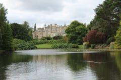 Sheffield Park. Landscape @ Sheffield Park, East Sussex royalty free stock image