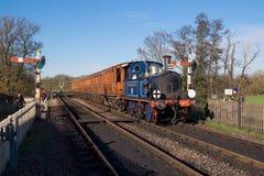 SHEFFIELD-PARK, OST-SUSSEX/UK - 22. NOVEMBER: Glockenblume-Dampf Tr Stockfoto