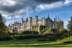 SHEFFIELD PARK, SUSSEX/UK - November 3 : Sheffield Park House in Royalty Free Stock Image