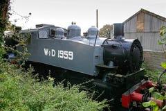SHEFFIELD parka wschód SUSSEX/UK - PAŹDZIERNIK 26: Stany Zjednoczone wojsko fotografia stock