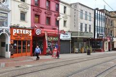 Sheffield, Regno Unito immagine stock libera da diritti