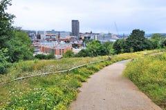 Sheffield Regno Unito fotografia stock libera da diritti