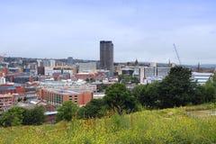 Sheffield Regno Unito Fotografie Stock