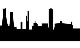 Sheffield Skyline Immagini Stock Libere da Diritti