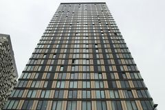 Sheffield skyscraper Royalty Free Stock Images