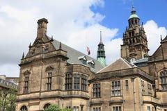 Sheffield UK Stock Image
