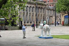 Sheffield Royalty Free Stock Photo