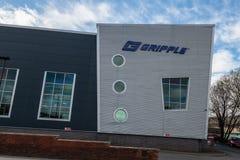 SHEFFIELD, UK - 22ND MARZEC 2019: Gripple LTD biuro w Sheffield, South Yorkshire obrazy royalty free