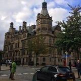 Sheffield urząd miasta Obrazy Stock