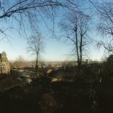 Sheffield viewed from Crooks Stock Photo