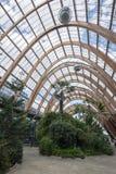 Sheffield-Wintergärten Lizenzfreies Stockbild