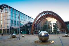 Sheffield-Wintergärten Lizenzfreie Stockfotos