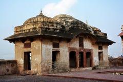 Sheh Dara在贾汉吉尔的四边形-拉合尔堡垒 库存图片