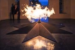 Shehidler xiyabani pomnik w Baku Zdjęcie Royalty Free