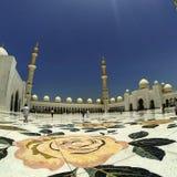 Sheik Zaid Mosek Royalty Free Stock Images