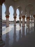 Sheik Zayed meczet Obraz Royalty Free