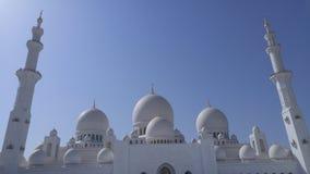 sheikh μουσουλμανικών τεμενώ&n στοκ εικόνα