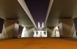 Sheikh γέφυρα Zayed, Αμπού Νταμπί Στοκ φωτογραφίες με δικαίωμα ελεύθερης χρήσης