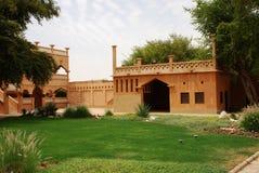 Sheikh μουσείο παλατιών Zayed Στοκ εικόνες με δικαίωμα ελεύθερης χρήσης