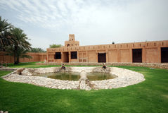 Sheikh μουσείο παλατιών Zayed Στοκ φωτογραφία με δικαίωμα ελεύθερης χρήσης
