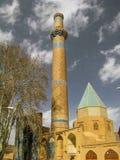 Sheikh Abdussamad Esfahani mosque and tomb, Natanz, Iran Royalty Free Stock Image