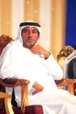 Sheikh Ahmed bin Saeed Al Maktoum Arkivbild