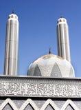 Sheikh Aziz Mosque, Manama-Stadt - Bahrain lizenzfreie stockbilder