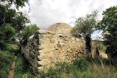 Sheikh Badr mosque ruins, Israel Stock Photos