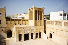 Sheikh Beit Al Khalifa, Μπαχρέιν του Ali δοχείων Στοκ φωτογραφία με δικαίωμα ελεύθερης χρήσης