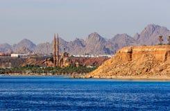 Sheikh EL Sharm νέο μουσουλμανικό τέμενος Στοκ Εικόνες
