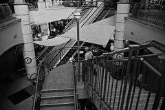Sheikh EL Sharm, στις 12 Ιουνίου της ΑΙΓΎΠΤΟΥ â€ «: κυλιόμενες σκάλες στον αερολιμένα στις 12 Ιουνίου 2015 Στοκ Φωτογραφία