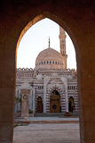 sheikh för egypt el moskésharm Arkivbilder