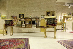 Sheikh Faisal Museum in Doha Stock Photography