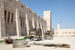 Sheikh Faisal Museum in Qatar Royalty Free Stock Photos