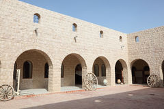 Sheikh Faisal Museum in Qatar Stock Photography